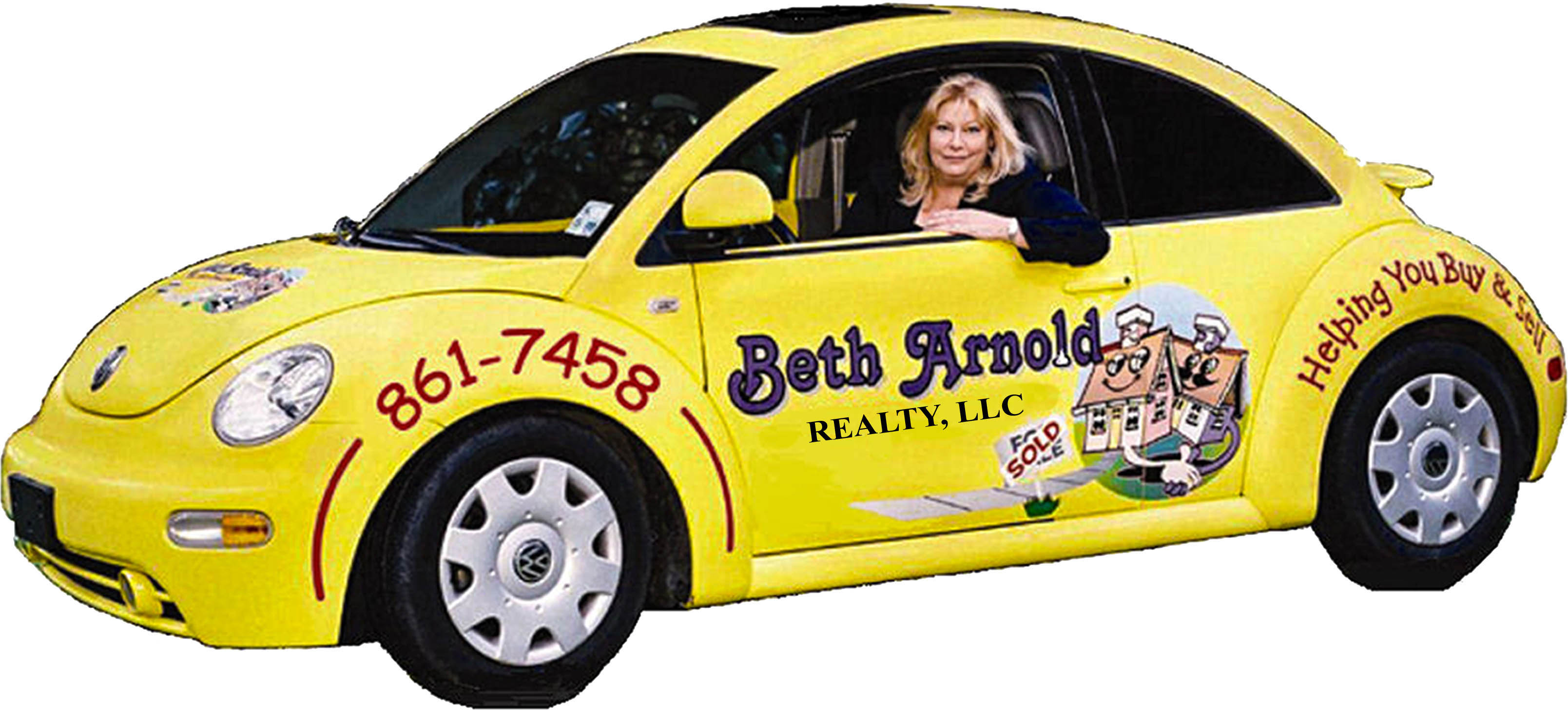 Beth's Buggy